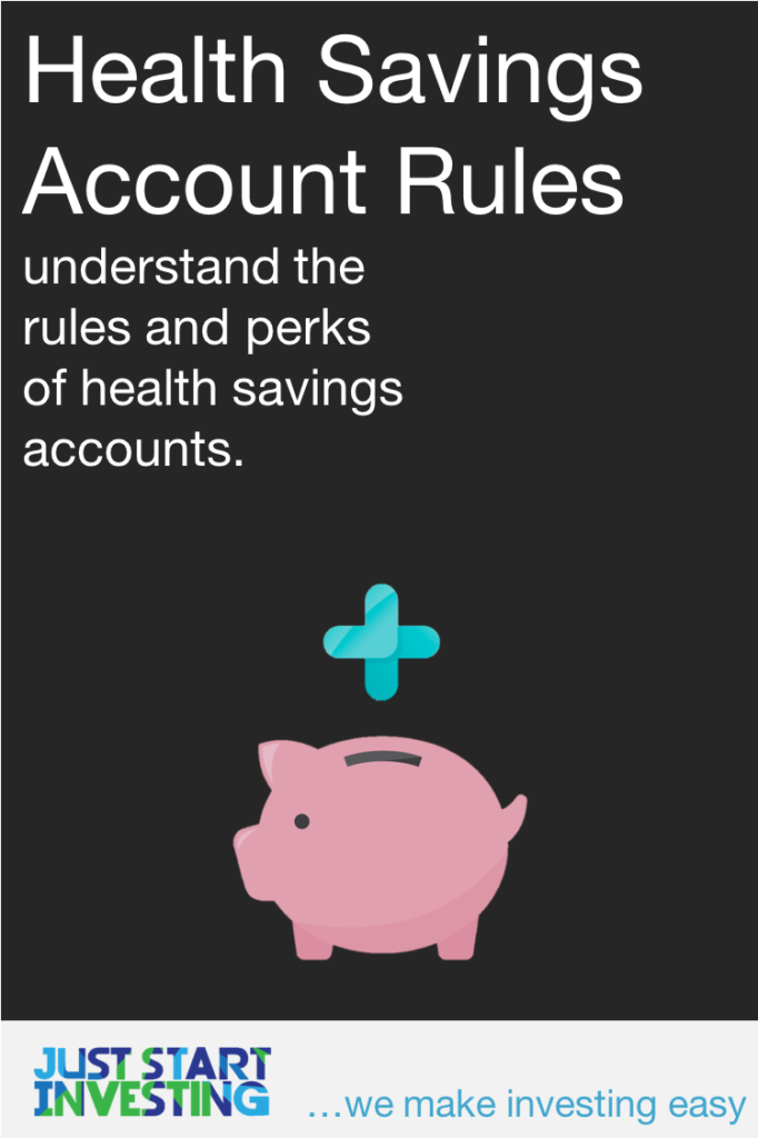 Health Savings Account Rules - Pinterest