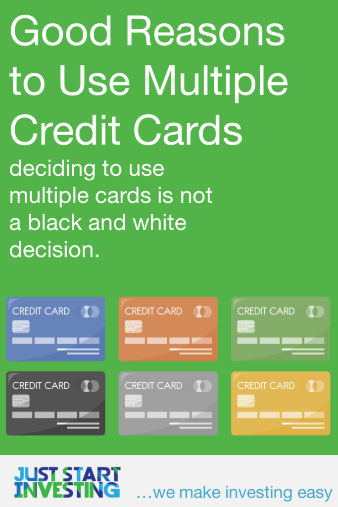 Good Reasons to Use Multiple Credit Cards - Pinterest