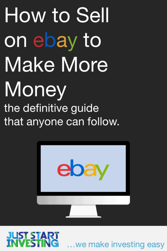 How to Sell on ebay - Pinterest