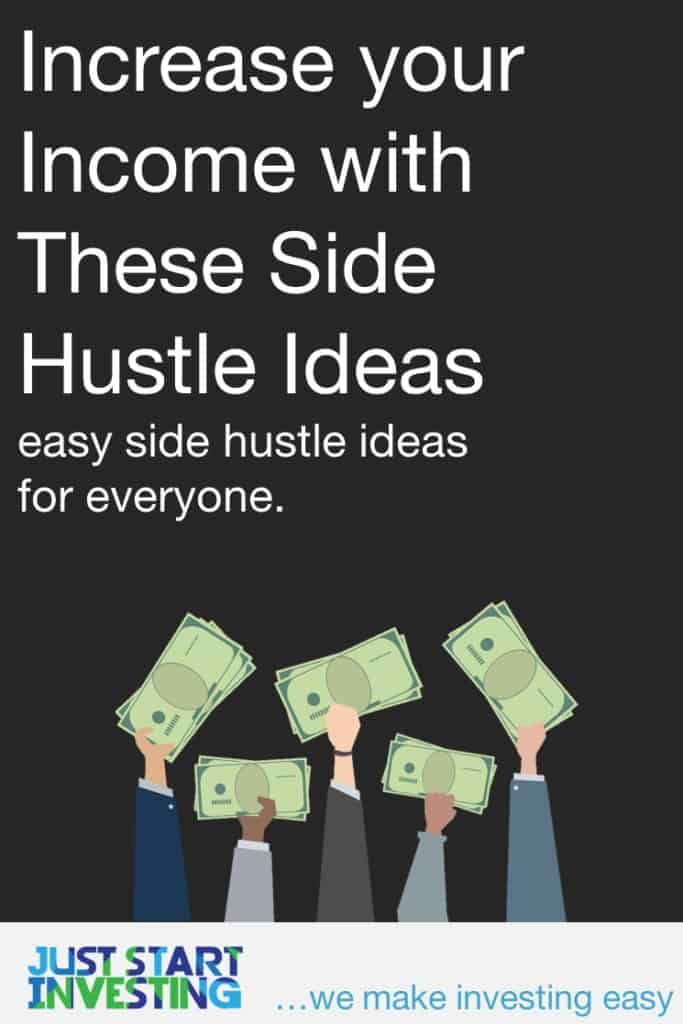 Side Hustle Ideas - Pinterest