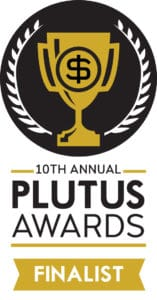 10 Annual Plutus Awards Finalist