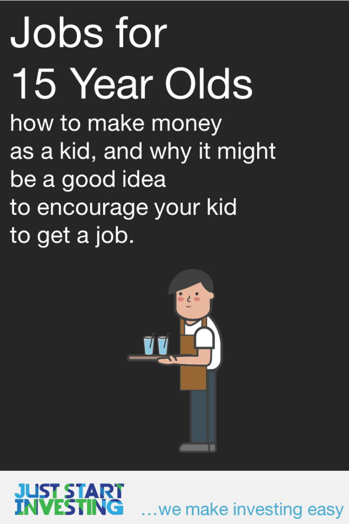 Jobs for 15 Year Olds - Pinterest