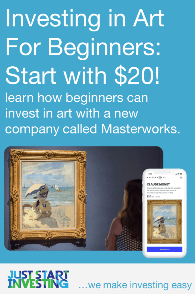 Investing in Art for Beginners - Pinterest