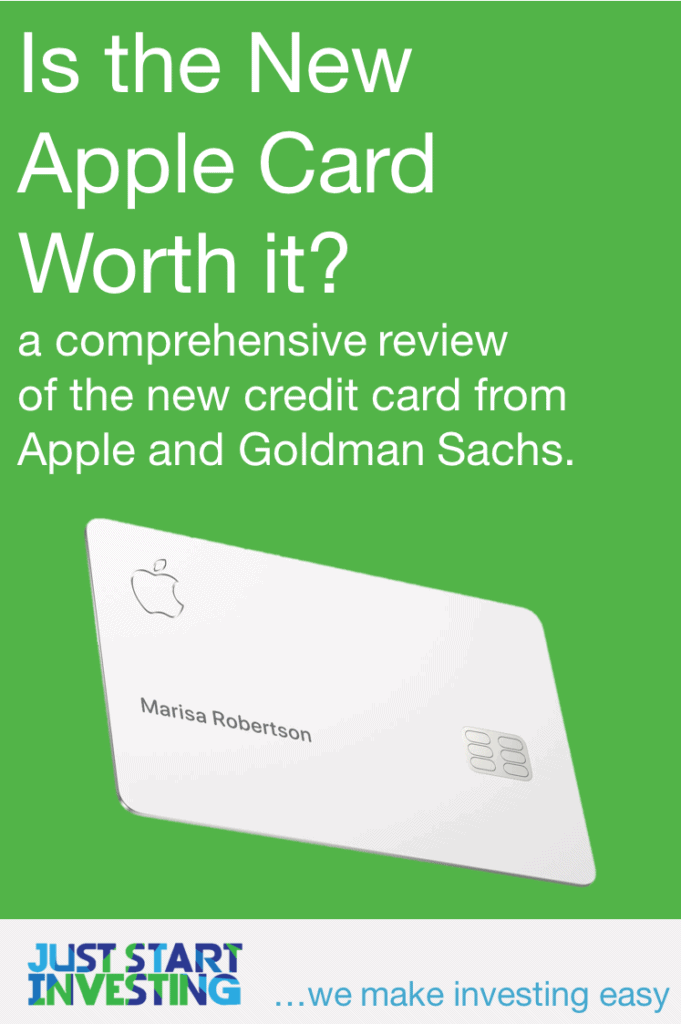 Is the Apple Card Worth It - Pinterest