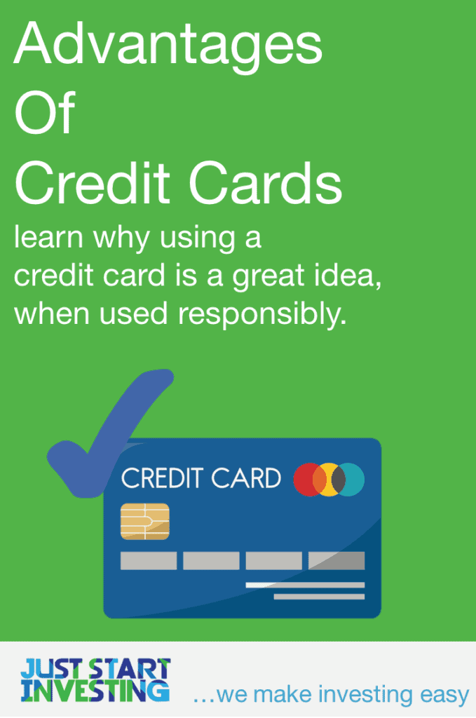 Advantages of Credit Cards - Pinterest