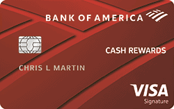 Bank of America Cash Rewards