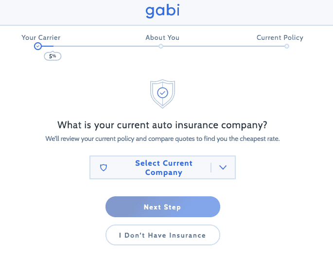 Gabi Insurance Review Questions