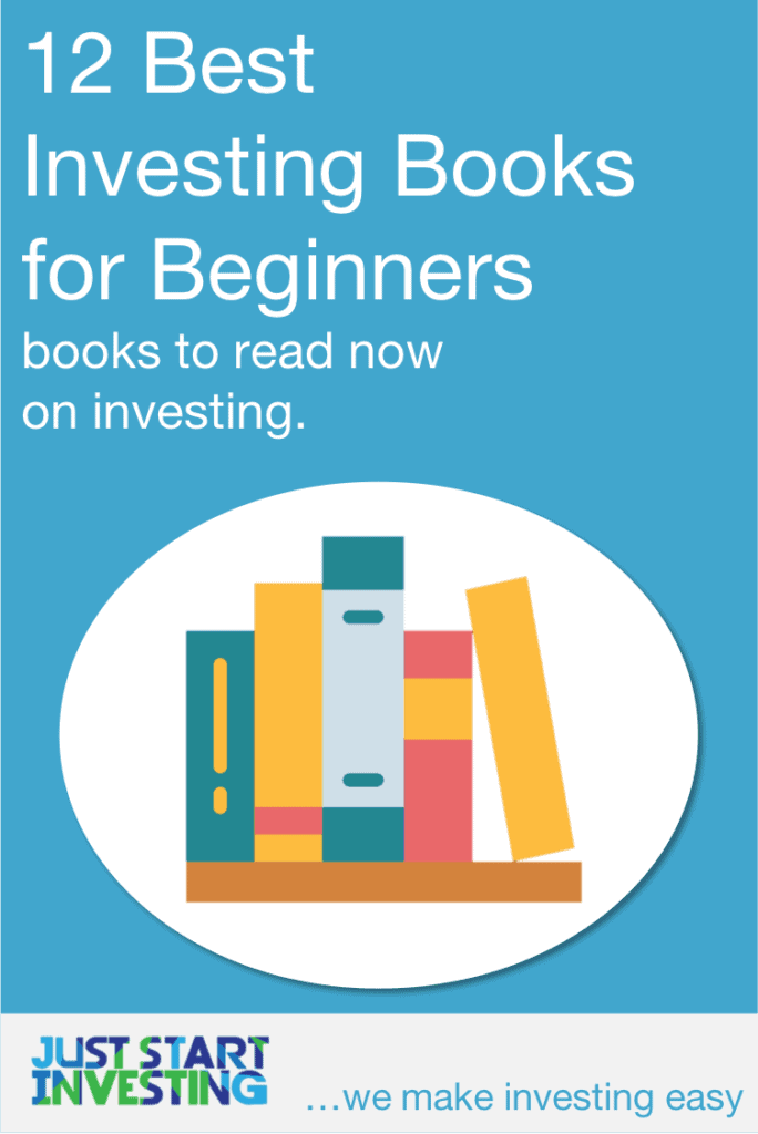 Best Investing Books for Beginners - Pinterest