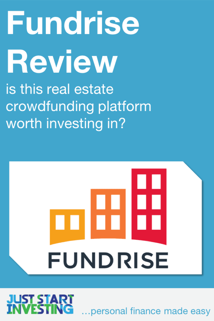 Fundrise Review - Pinterest