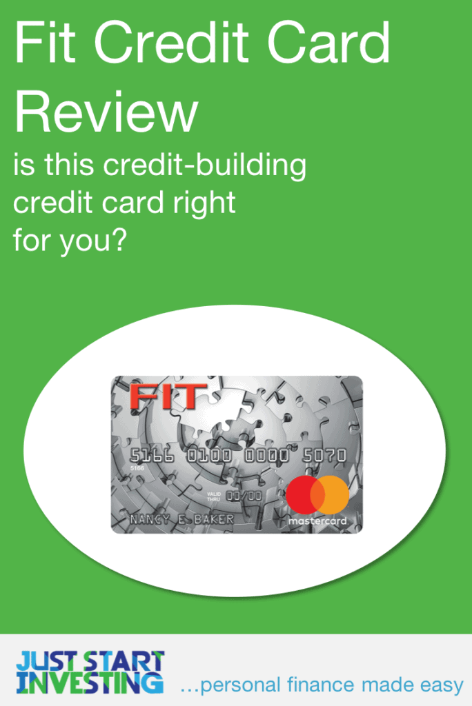 Fit Mastercard Review - Pinterest