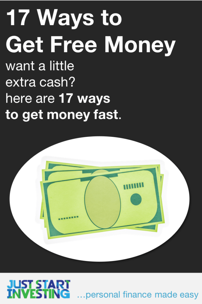 Free Money - Pinterest
