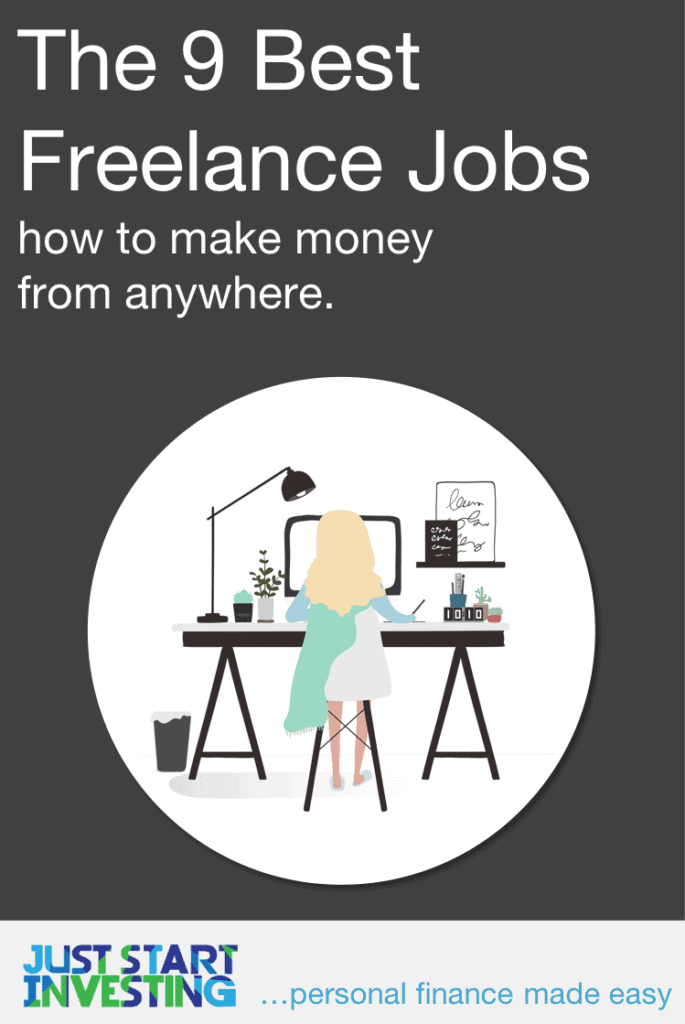 Freelance Jobs - Pinterest