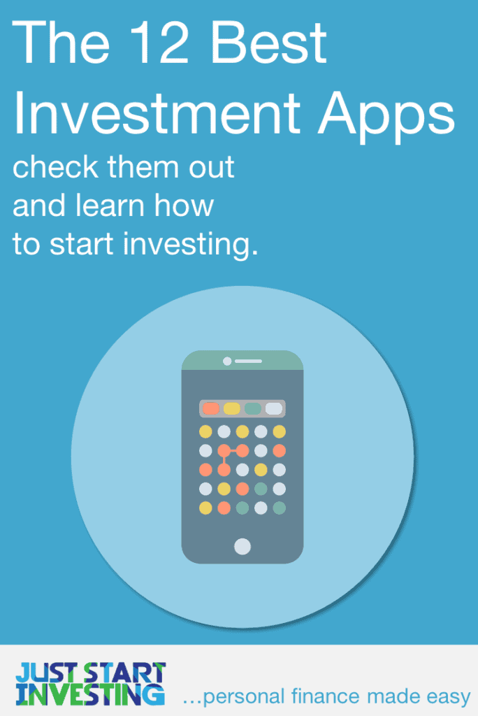 Best Investment Apps - Pinterest