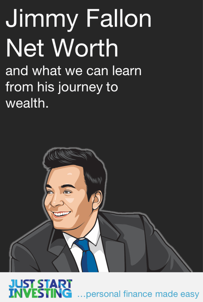 Jimmy Fallon Net Worth - Pinterest