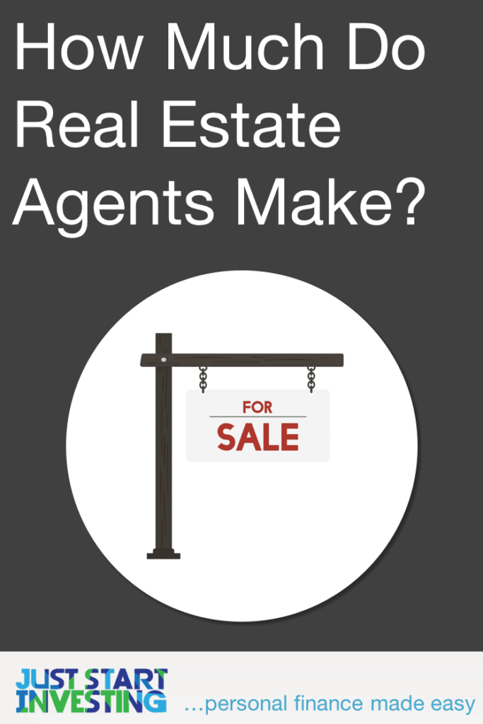 How Much Do Real Estate Agents Make - Pinterest