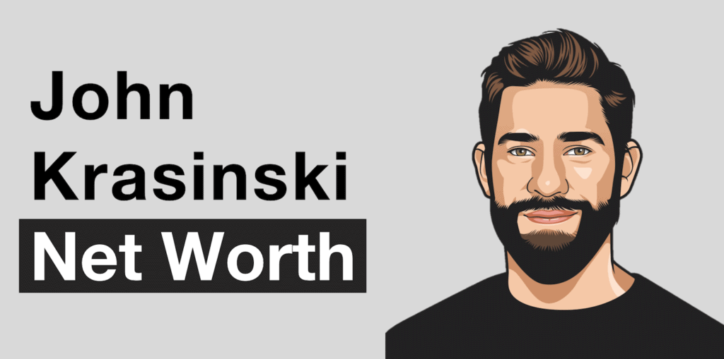 John Krasinski Net Worth - Feature