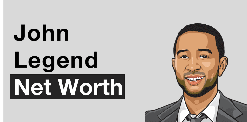 John Legend Net Worth - Feature